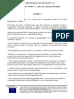 Codul Deontologic Al Jurnalistului