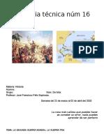 Historia Fco Felix 1er Grado