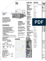 Stevens Animal Hospital Architectural Drawings 12-18-19