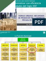 10. Normas Urbanas para inversion