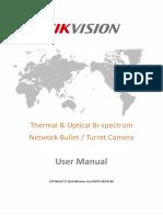 UD13322B_Baseline_User_Manual_of_Thermal___Optical_Bi-spectrum_Network_Bullet_Turret_Camera_V5.5.16_20190110