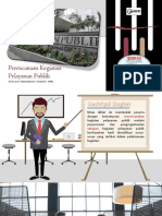 PKP Perencanaan Kegiatan Pelayanan Publik