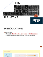 Nutrition Rehabilitation Programme for Malnourished Children in Malaysia (Alan).pptx