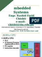 Ch02 AVR Architecture