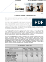 Finance Training - O Dilema do Rateio de Custos na Produção