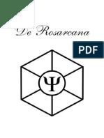 De Rosarcana - Araldo dei primi Arconti