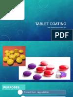 (3) Tablet Coating