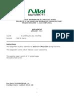 EC3275 Assignment January 2020 (2)