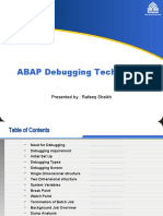 ABAP-Debugging