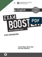 Cambridge English Exam Booster for Advanced