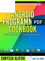 Android Programming Cookbook By Exelixis Media P C
