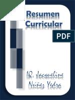 CV. Jacqueline Nuñez. 2010