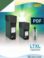 LTXL Capacitors
