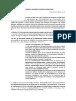 Vencimiento Anticipado y Proceso Monitorio