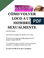 CÓMO VOLVER LOCO A UN HOMBRE SEXUALMENTE.docx