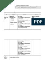 Planificación JEC Semestral 3° lenguaje