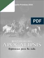Sermonario Apocalípsis 2018