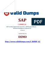 SAP C_BOBIP_42 Certification Dumps of Pass Guaranteed Questions from this link