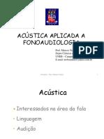 Física Acústica UNEB