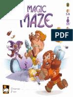 Magic Maze - Livro de Regras