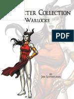 Warlocks for 5e by Jon Leitheusser