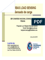 04. Sistema Hidráulico con Load Sensing - Ing. Benajmín Barriga Gamarra.pdf