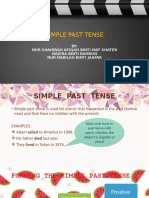 PAST TENSE - Copy