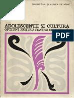 Adolescenții și teatrul.pdf