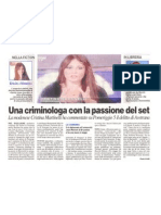 Cristina Martinelli sul RestodelCarlino