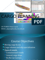 (A) CARGO PLANNING UNIT ONE.pptx