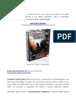 Guida al Body Building Naturale _ Trucchi, Segreti e Programmi per un Fisico da Urlo