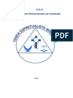 Estudo Sistematizado da Umbanda Roteiro I, II e III