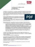UACCxImpériales_communiquéCovid-19_200322