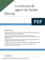 Modelos teóricos de Enfermagem de Saúde Mental TL31