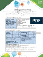 Guía de actividades y rúbrica de evaluación - Paso 2 - Trabajo Colaborativo. docx.docx