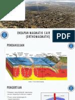 Magmatic Deposit