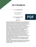 C.W. Leadbeater - Los Chakras.pdf