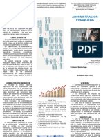 triptico administracion financiera