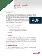 Ebook - Atividade racional - a intuição e a razão discursiva .pdf