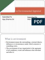 environmentalappraisal-130519061711-phpapp01