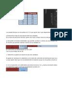 Laboratorio de relación y correlación lineal