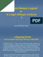 Culture Logic