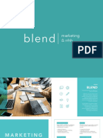Brochure Blend