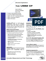 Manual OmniDrive USB2 CF V1-21E