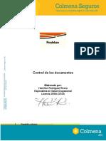 34.1. Procedimiento Control de Documentos