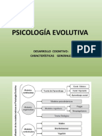 PSICOLOGÍA EVOLUTIVA-PIAGET