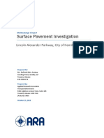 6.2.1.4 Lincoln Alexander Parkway Surface Pavement Investigation Methodology Report October 15 2019.pdf
