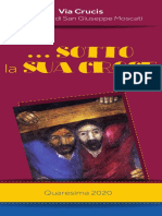 Via Crucis Moscati - CEI 2020