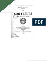 Le Cor fleuri - Theatre
