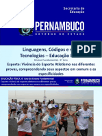 Esporte Vivência do Esporte Atletismo nas diferentes provas, compreendendo seus aspectos em comum e as especificidades.pptx
